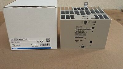 Omron G3PA450BVD2DC1224 Solid State Relays