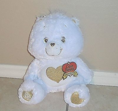 Care Bears Gold Edition Bear Swarovski  Crystal NEW with tag