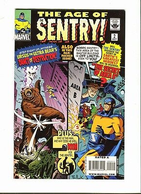 The Age Of The Sentry  2 .  Marvel 2008 -  VF