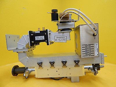 Axcelis Microwave Waveguide Assembly GAE 910677 Fusion ES3 Used Working