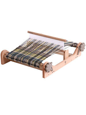 RIGID HEDDLE WEAVING LOOM  40cm from  Ashford  NZ   Brand NEW   Bare Timber Kit