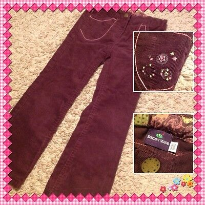 Pantalon etoiles SERGENT MAJOR fille 5 ans TTBE sergent major