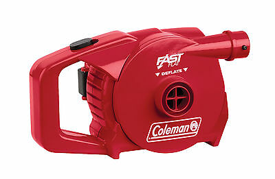 Coleman 4D Quickpump Battery Powered Air Pump Ideal For Air Beds Chair Boat Pool