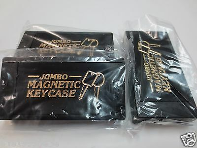 Wholesale Lot of 24 Hide-a-Keys Magnetic Spare Key Case/ Jumbo Size/ Strong