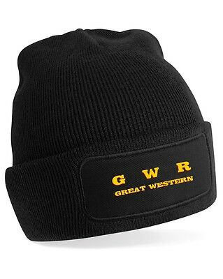 GWR Great Western Railway Beanie Hat