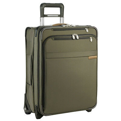 Briggs & Riley Baseline International Carry-On Expandable Wide Upright