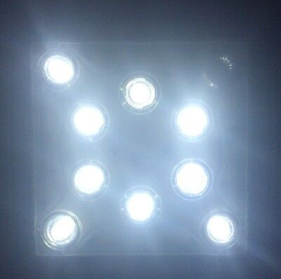 Tmc Aquaray Aquabeam 1000 Hd Led Tile Light Ultra Marine White (Sn:0005695)