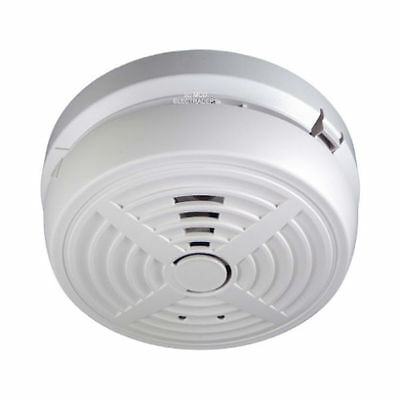 BRK 760MRL Optical Smoke Alarm with Rechargeable Lithium Battery Back Up