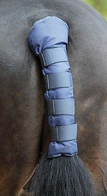 Shires Horse / Pony Padded Protective Tail Guard - Secure Fit - FREE P&P