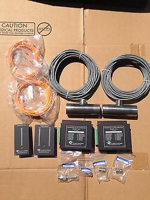 NEW- Seawater Flow Monitor System - Flight Systems Model 612 & Accessories