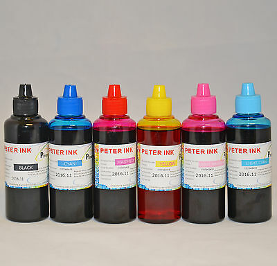 non-oem dye ink refills set for  EPSON 1400 artisan 1430 printer