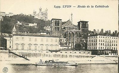 69 Lyon Abside Cathedrale 36714