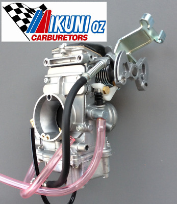 Mikuni Carburetor,TM33-8012 33mm Flatslide Pumper performance carb