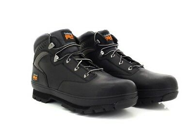 Mens Timberland M1064 Pro Black Euro Hiker 2G Steel Toe Safety Boots