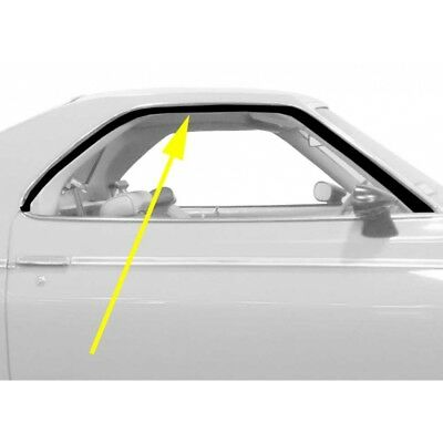 El Camino Roof Rail Weatherstrip Seals, 1973-1977 55-192768-1