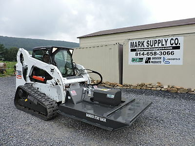 "CID Xtreme 60"" Brush Hog Cutter Mower Bobcat Skid Steer Loader Cat ASV Deere !!!"