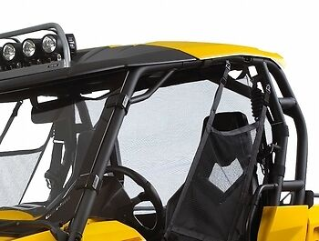 Can Am 2014 Commander & Maverick Rear Windscreen Wind Deflector 715003078 ATV