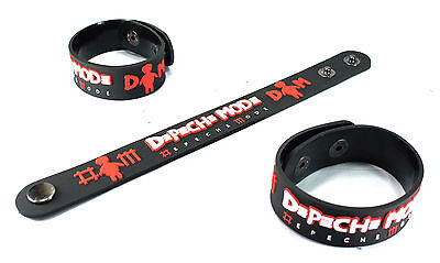 Depeche Mode NEW! Rubber Bracelet Wristband Free Shipping Heaven vr218