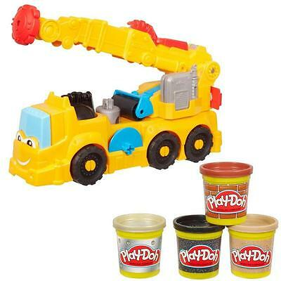 Play-Doh Diggin' Rigs  Buster The Power Crane Playset - Boys Playset New