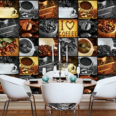 fototapete fototapeten tapete tapeten poster bild kuchen kaffee tasse 3459 p4 eur 16 90. Black Bedroom Furniture Sets. Home Design Ideas