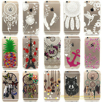 Ultra Thin Rubber Soft TPU Silicone Phone Case Cover For Apple iPhone 5 6 6 Plus