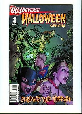DC Universe  Halloween Special 1 One Shot . DC 2008 -  VF
