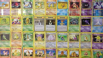 Pokemon 50 New Card Lot W/ 2 EX/ FULL ART Guaranteed & Rare Common Uncommon TCG