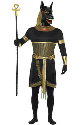 Pharoahs of Ancient Egyptian Anubis the Jackal Adult Costume