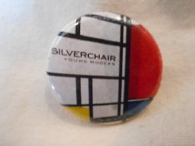 Vintage Silverchair Badge