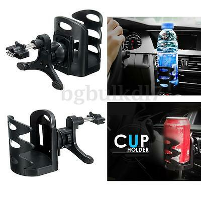Adjustable Auto Car Air Vent Mount Beverage Drink Cup Bottle Can Holder Stand UK