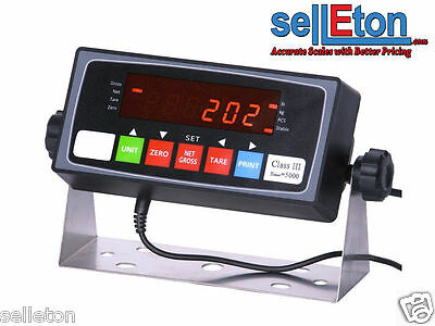 PS-IN202 NTEP Legal For Trade Indicator / Floor scale / any size / industrial