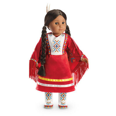 "American Girl KAYA MODERN FANCY SHAWL OUTFIT for 18"" Dolls Indian NEW"