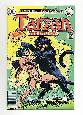 Tarzan Vol 1 No 253 Sep 1976 (FN+), DC, Bronze Age (1970 - 1979)