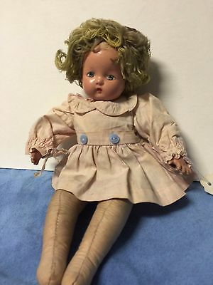 Effanbee Sister Doll 1942 With Original Clothes