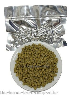 Simcoe Hop Pellets 2x100g =200g - Foil Vacuum Packed - Home Brewing - Dried Hops