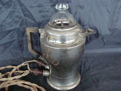 Caffettiera Elettrica Therma Macchina Caffe' Old Cooffe Vintage