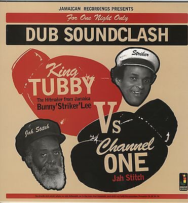 King Tubby Vs Channel One - Dub Soundclash NEW VINYL LP £10.99 BUNNY LEE