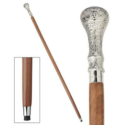 HAMBLETON EDWARDIAN WALKING STICK DESIGN TOSCANO canes  walking sticks