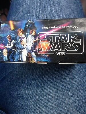 Star Wars By Vans Bandana Rare Bnib Free Post (c26)