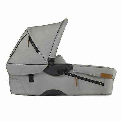 Mutsy Baby/Newborn Sleeping Carrycot - Evo URBAN NOMAD - Light Grey