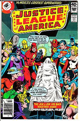 Whitman Comics JUSTICE LEAGUE of AMERICA 1979 #171 VG+