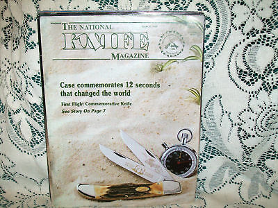 National Knife 3/1988~Laguiole~Case 5265Ss~Western Roughcut~Collect Old Trappers