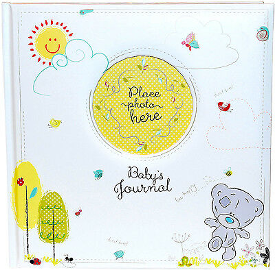 Tiny Tatty Teddy 'Me to You' Baby Journal - Carte Blanche NEW RELEASE