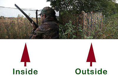 Jack-Pyke Clear View Hide Net For Hunting And Fishing 4 x 1.5m