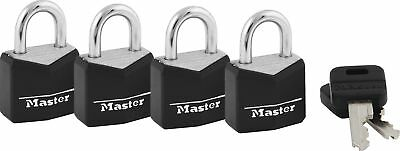 Keyed Padlock by Master Lock Co
