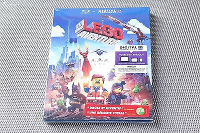 Animation Blu-Ray + Digital uv Français VF ♦ LEGO La Grande Aventure