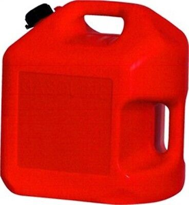 Spill Proof Poly Gas Can, No. 5600,  by Midwest Can Company