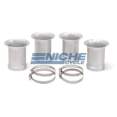 Mikuni 55mm RS Carburetor Velocity Stacks Intake Set 70mm Length KRS-004
