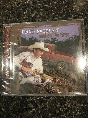 Mud on the Tires by Brad Paisley (CD, Jul-2003, Arista)