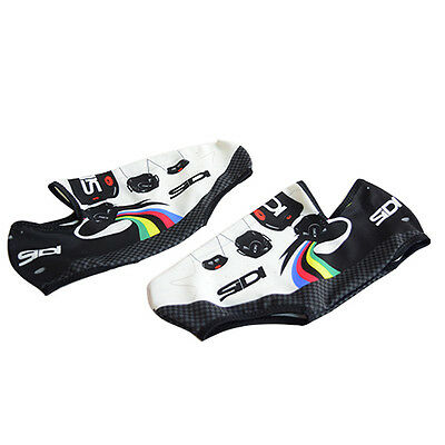 Sidi Wire Lycra Bike Bicycle Cycling Overshoes Covers - 440279